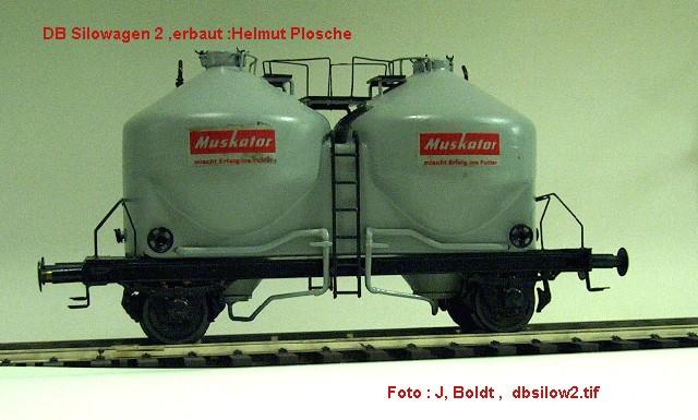 Güterwagen bei der MOB DBSILOW2