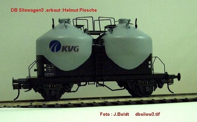 Güterwagen bei der MOB DBSILOW3
