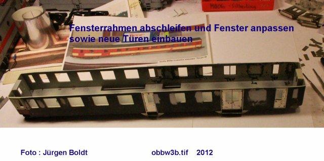 mein ÖBB - Mein ÖBB Mitteleinstiegswagenzug  OBBW3B