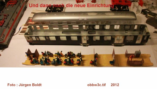 mein ÖBB - Mein ÖBB Mitteleinstiegswagenzug  OBBW3C