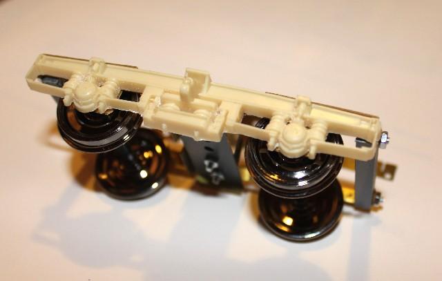 Für meine MOB Anlage - Neue Drehgestelle Hp1222