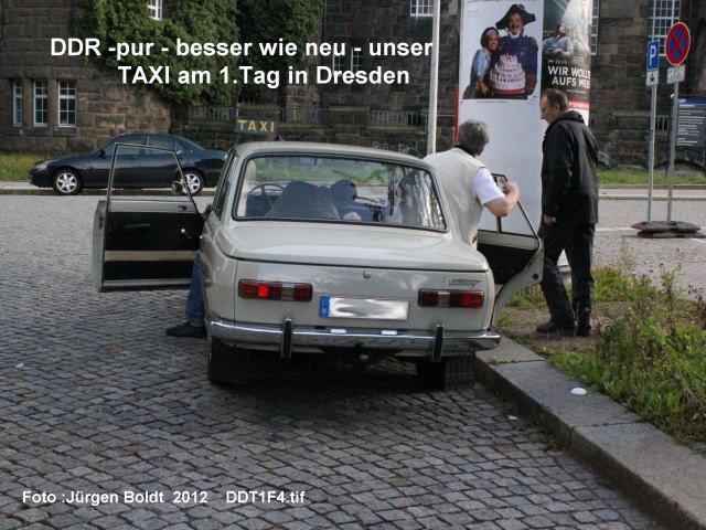 Spur 0 Anlage im Verkehrsmuseum Dresden DDT1F4